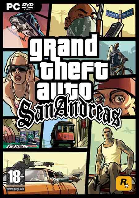 Trucos y Codigos para GTA San Andreas