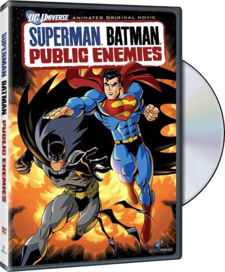 Superman/Batman:Public Enemies