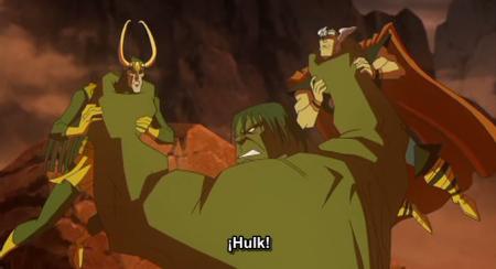 Hulk vs Thor 2