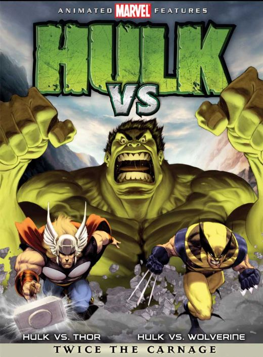Hulk vs Thor | Multi | DVDRiP | FRENCH |
